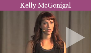 Kelly McGonigal Video at Omega