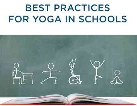 Best Practices for Yoga in Schools