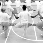 Landing Crow with The Art of Yoga: Healing for Incarcerated Women by Michelle Grambeau