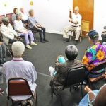 Yoga Education with Special Needs Elders